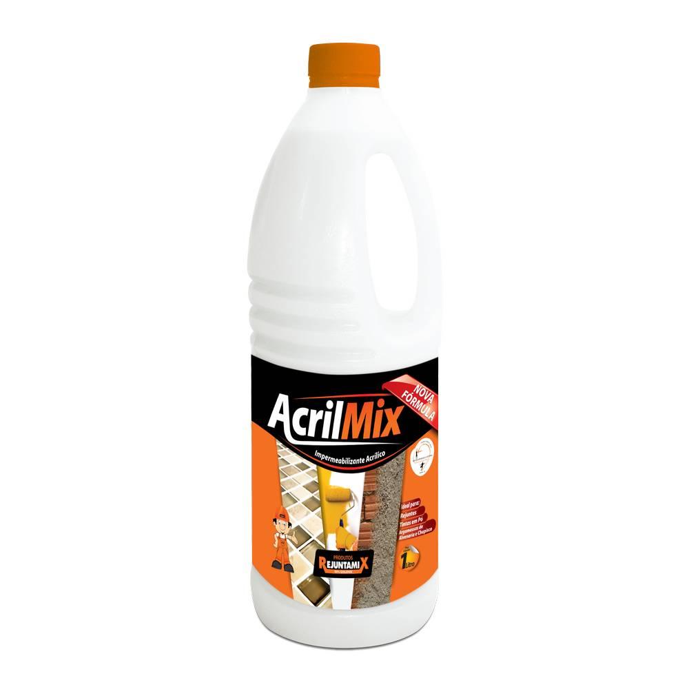 Impermeabilizante-Acrilico-Acrilmix-Garrafa-1L-Rejuntamix