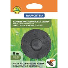Carretel-para-Aparador-de-Grama-com-Fio-de-Nylon-18mm-8m-Tramontina