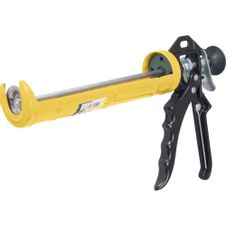 Aplicador-para-Silicone-Reforcado-Amarelo-Vonder