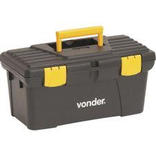 Caixa-para-Ferramentas-Plastica-CPV-Preta-e-Amarela-Vonder