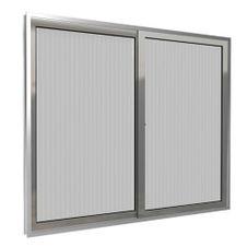 Janela-de-Correr-2-Folhas-Aluminio-1x12--Quality