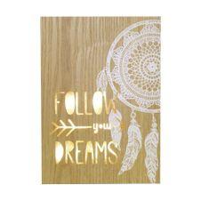 Tela-Led-Dream-Filter-Dourada-Bege---Urban