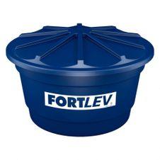 Caixa-d-agua-de-Polietileno-310L-Azul-Fortlev