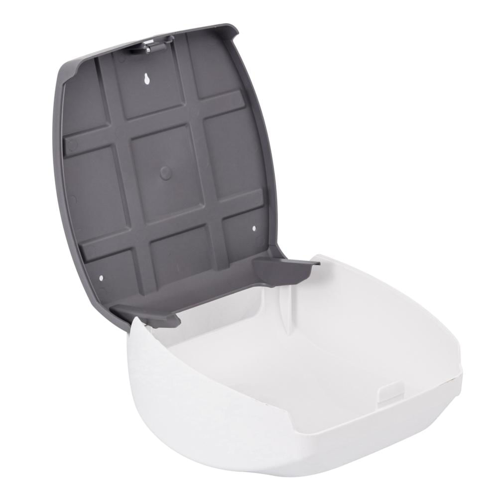 Dispensador-para-Papel-Toalha-Interfolhas-Branco-Premisse