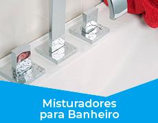 Banheiro 12 Misturadores p/ Banheiro