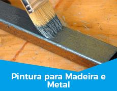 Tintas 3 Pintura para Madeira e Metal