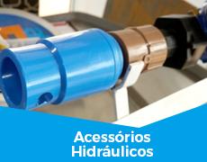 Hidráulica 10 Acessorios Hidraulicos