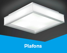 Iluminação 5 plafons
