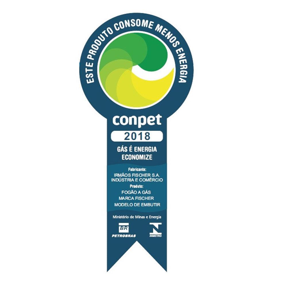 Cooktop-a-Gas-Bivolt-4-bocas-Vidro-Preto-Fischer