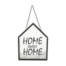 Placa-de-Vidro-15X20cm-Home-Sweet-Home-Glit-Preto-Urban