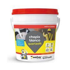 Aditivo-para-Chapisco-Chapix-Bianco-18L-Branco-Quartzolit