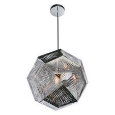 Pendente-Dilan-Aluminio-35cm-Cromado-Altaluce