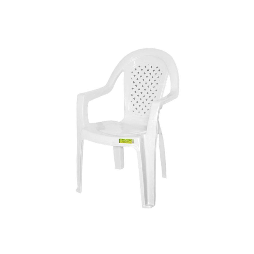 Poltrona-de-Plastico-com-Braco-Isabela-Branca-Topplast