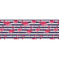 Tapete-Flamingo-Azul-43cmx1m-Tropical-Kapazi