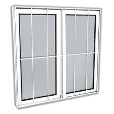 Janela-de-Correr-100x1.50cm-Com-Grade-Vidro-Liso-Branco-Lider-Esquadria